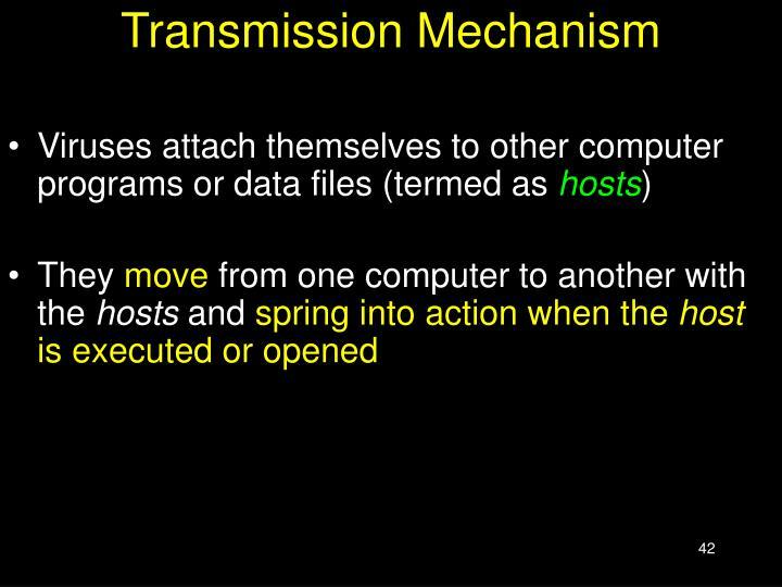 Transmission Mechanism