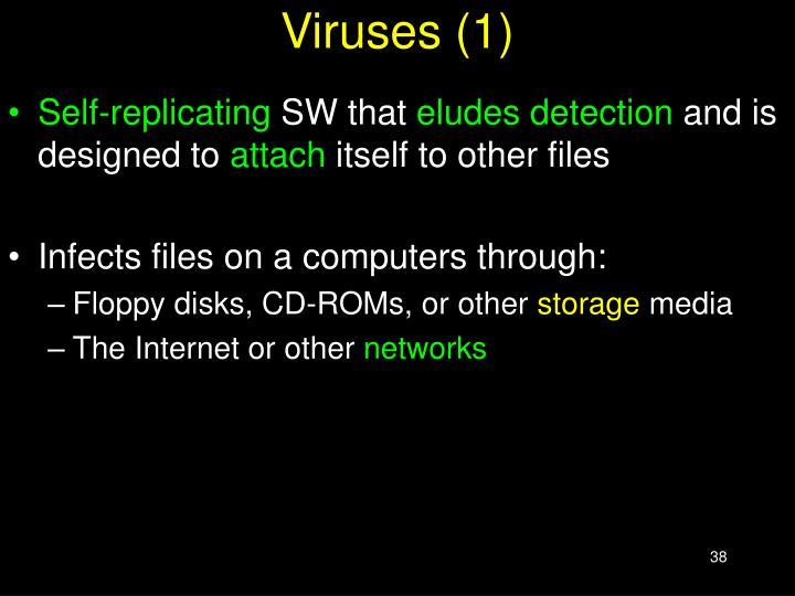 Viruses (1)