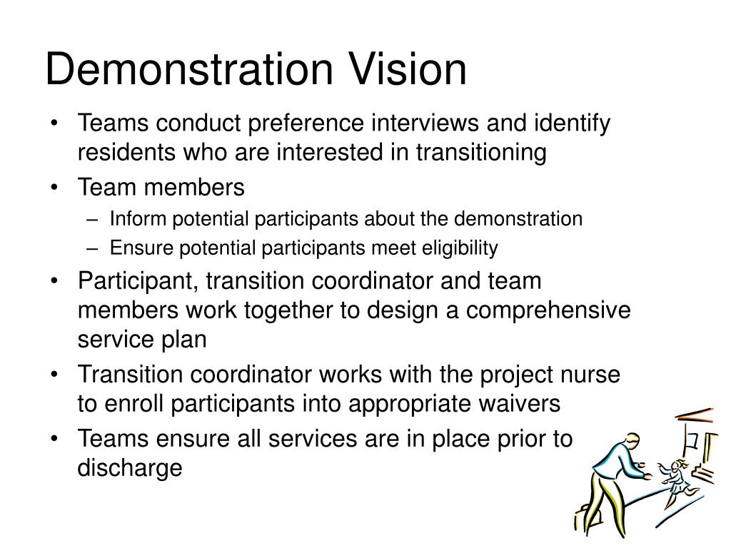 Demonstration Vision