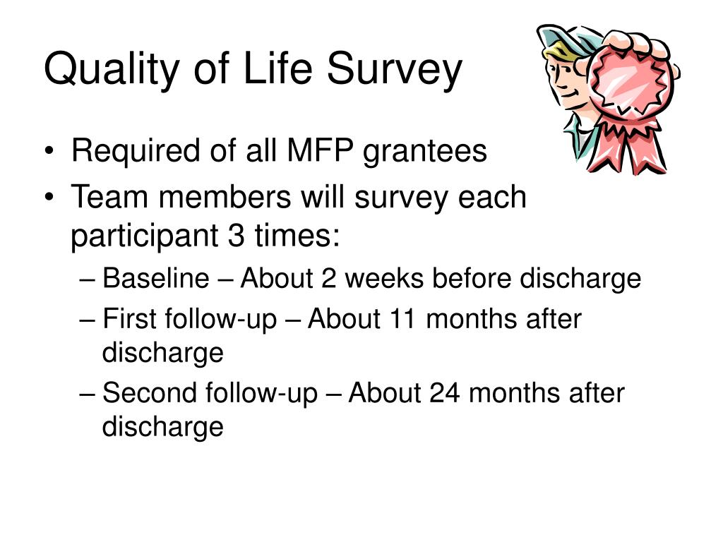 Quality of Life Survey