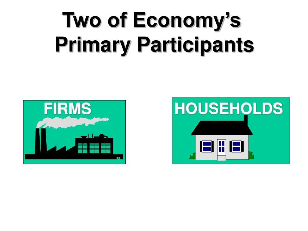 Two of Economy's