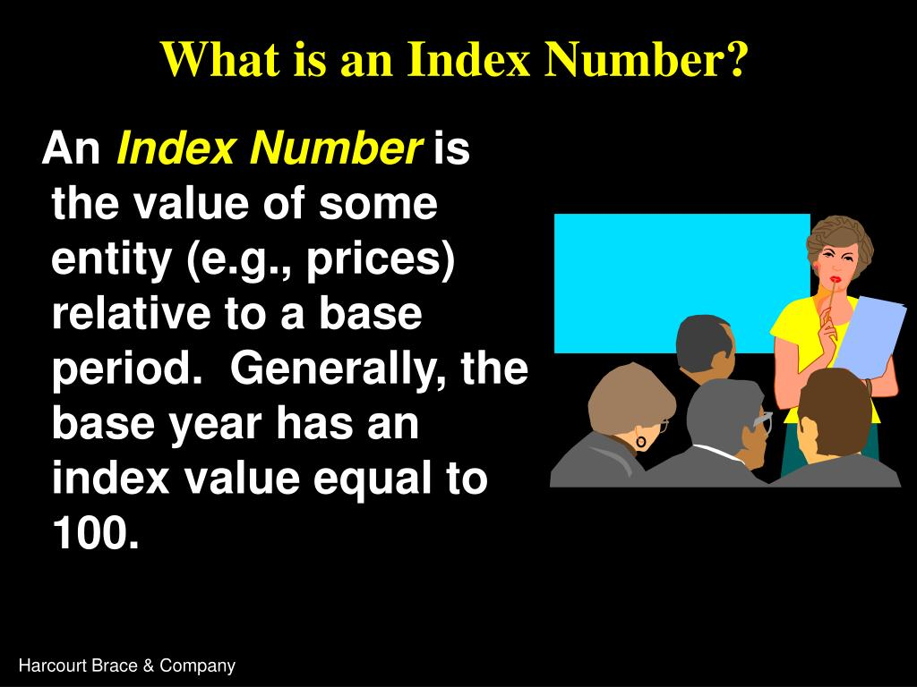 What is an Index Number?