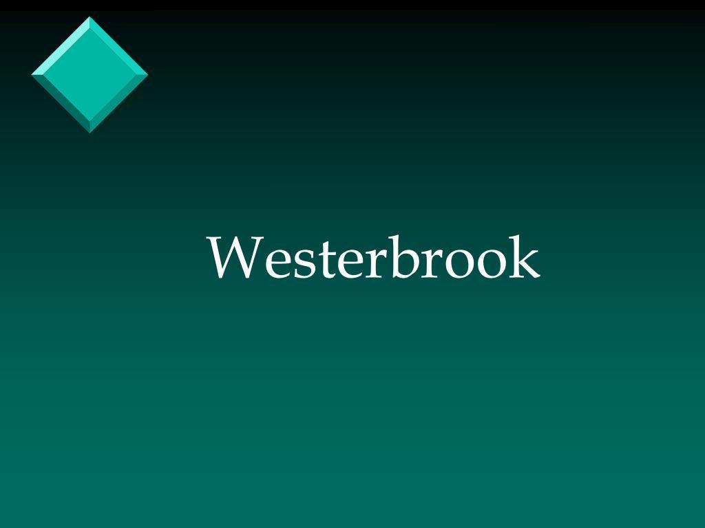 Westerbrook