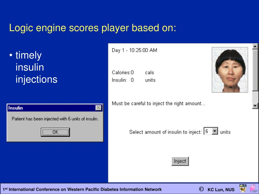Logic engine scores player based on: