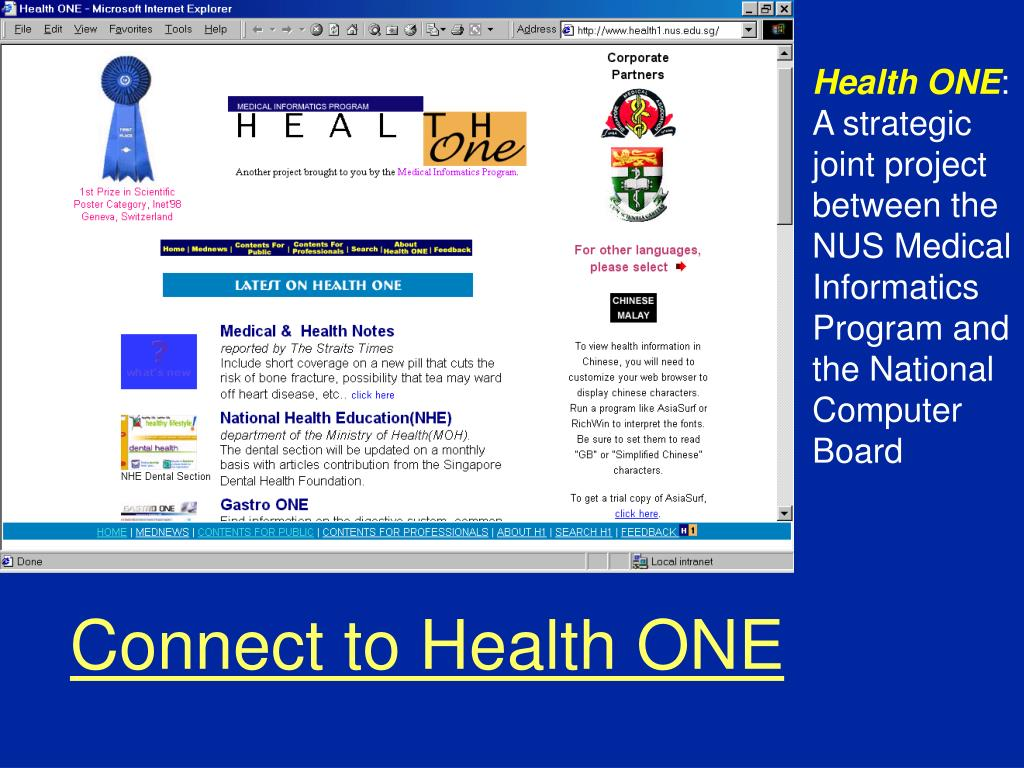Health ONE