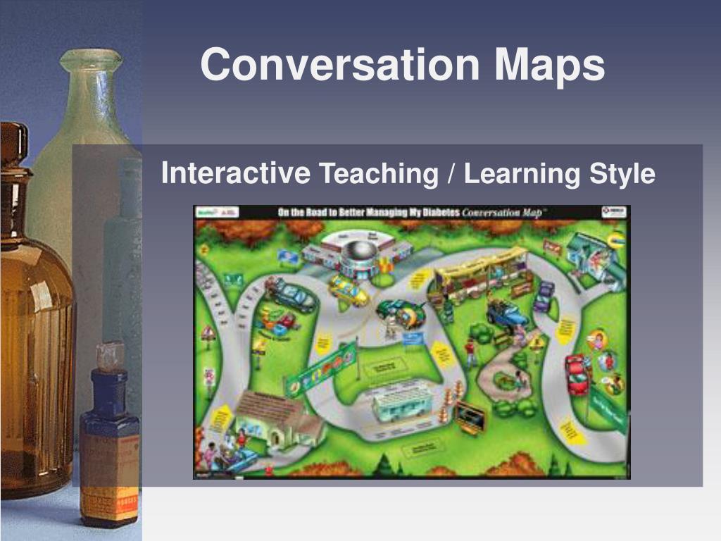 Conversation Maps