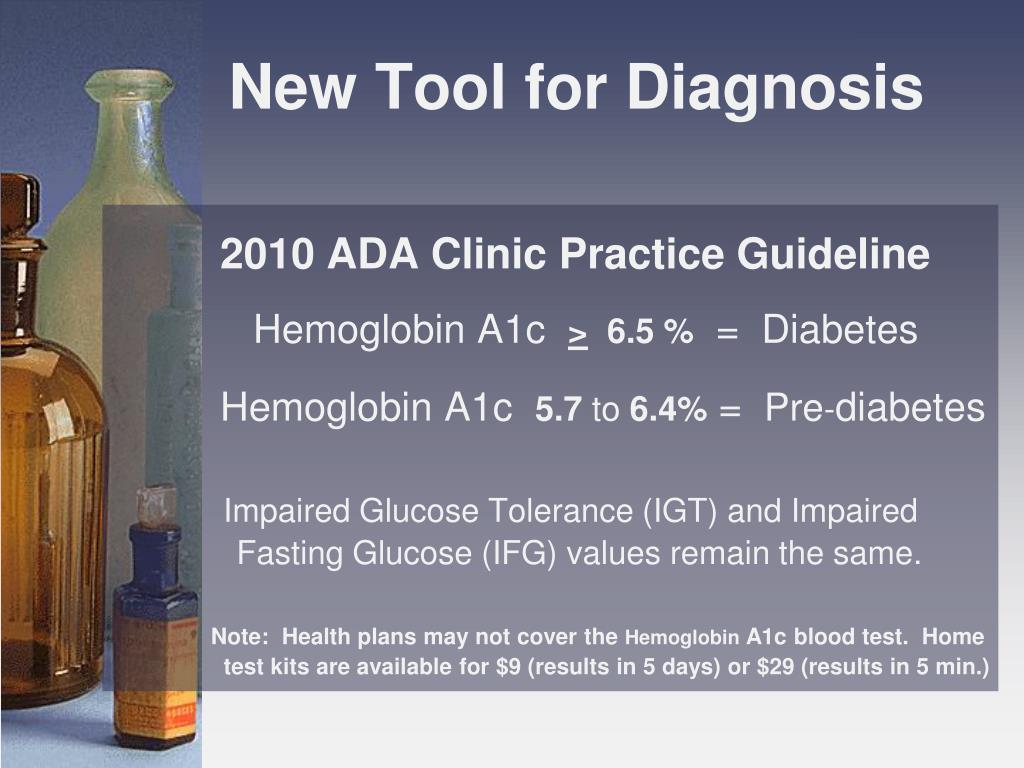 New Tool for Diagnosis