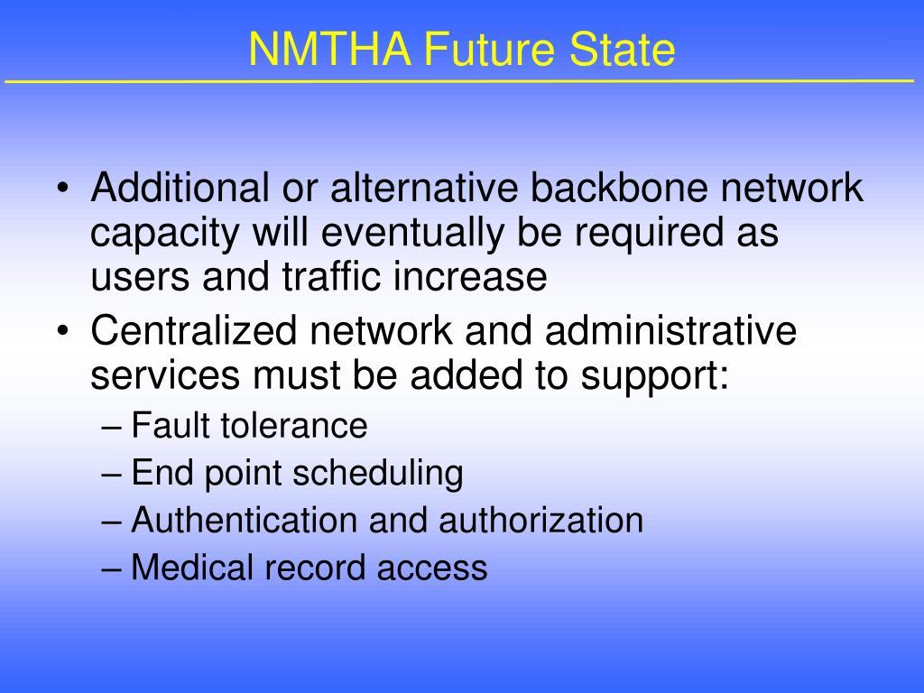 NMTHA Future State