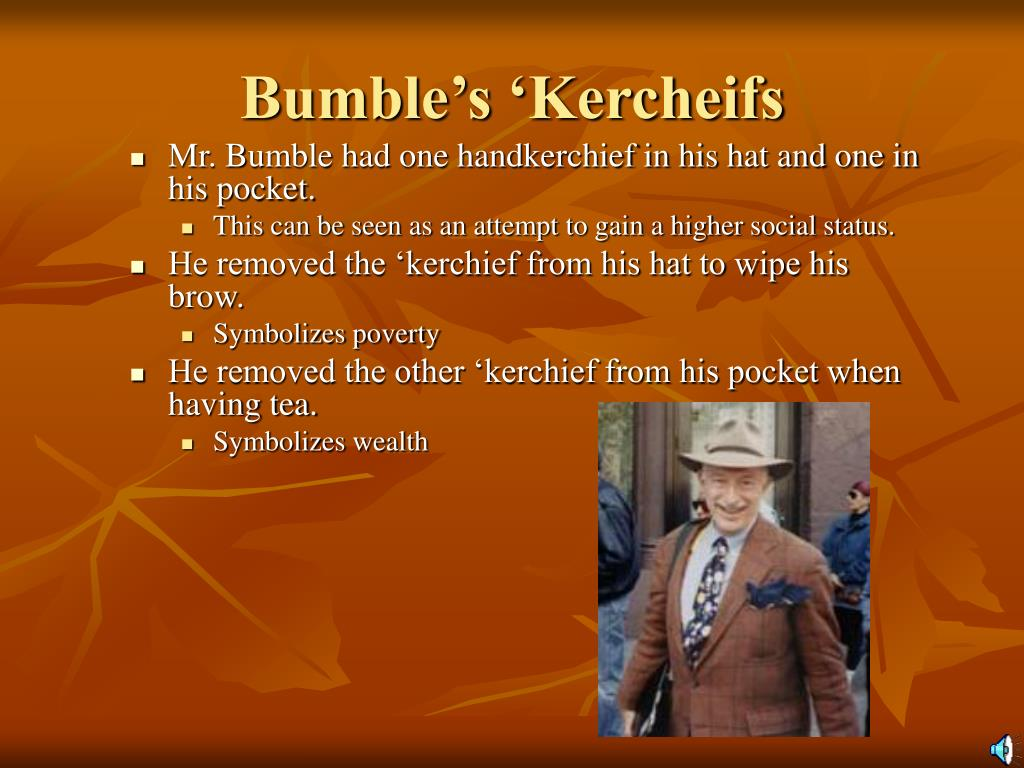 Bumble's 'Kercheifs