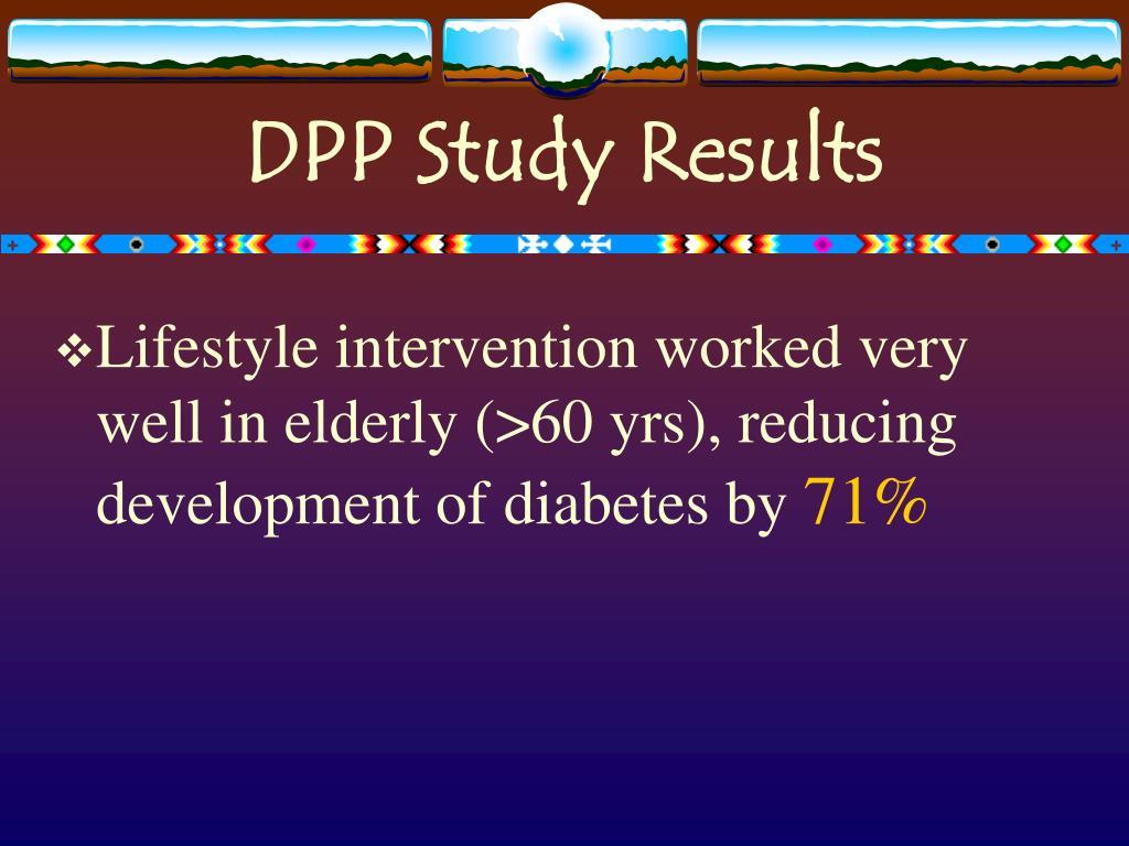 DPP Study Results