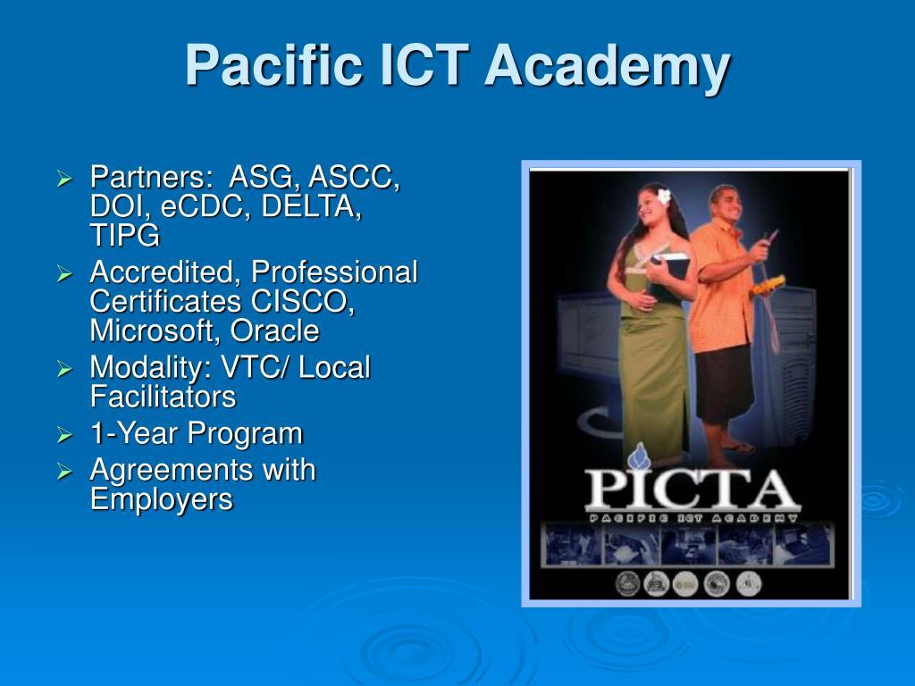 Pacific ICT Academy