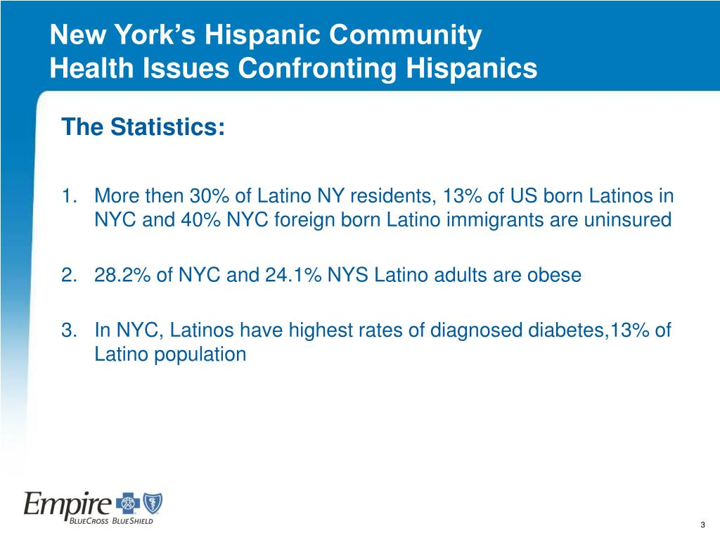 New York's Hispanic Community