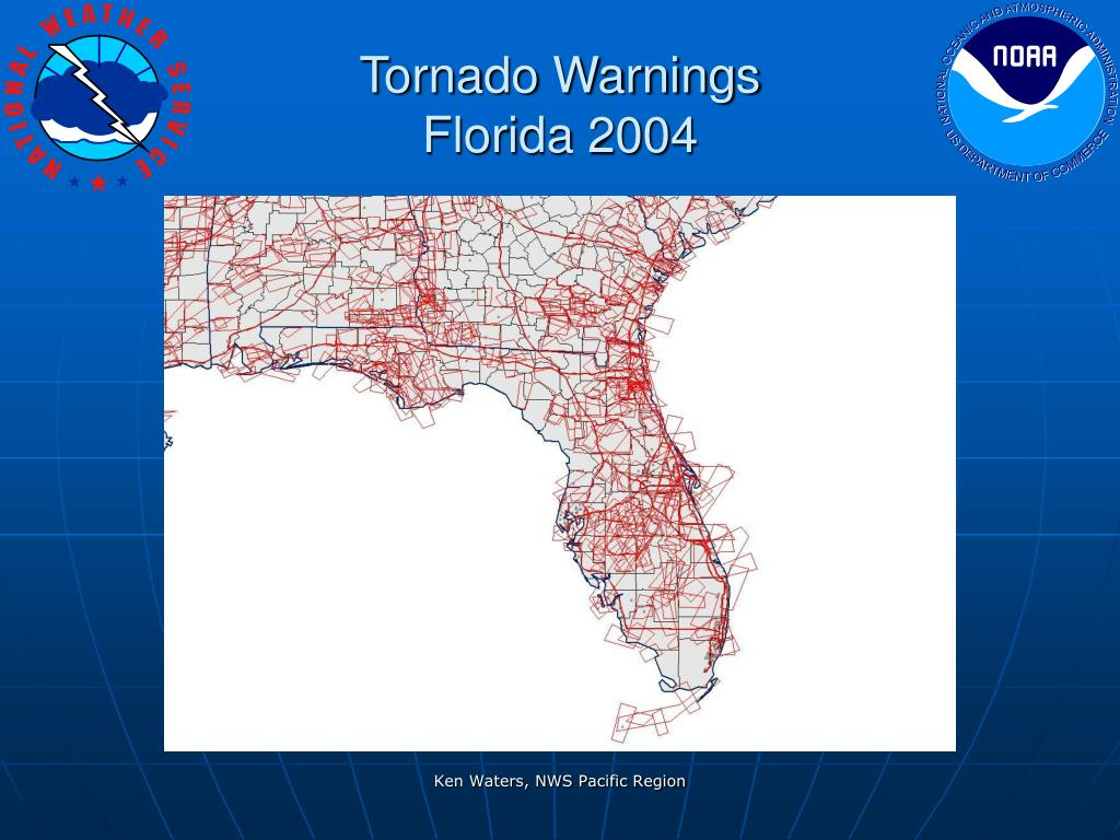 Tornado Warnings