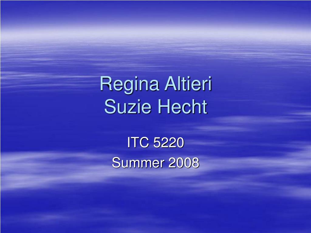 Regina Altieri