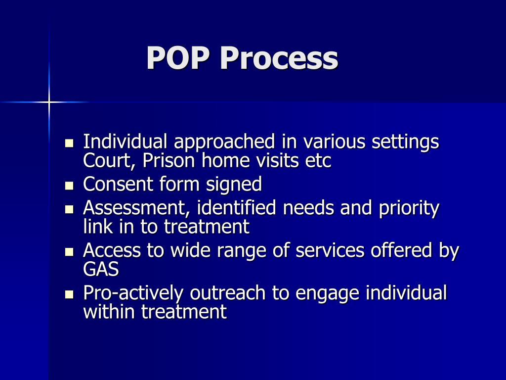 POP Process