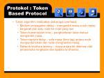 protokol token based protocol32