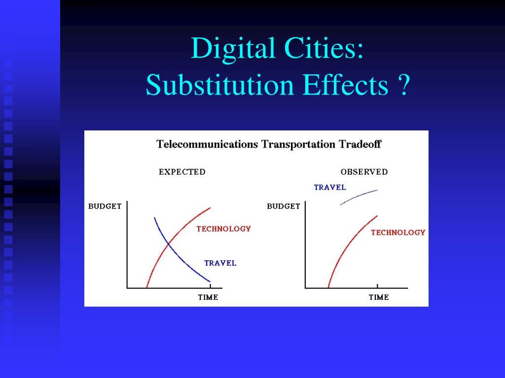 Digital Cities: