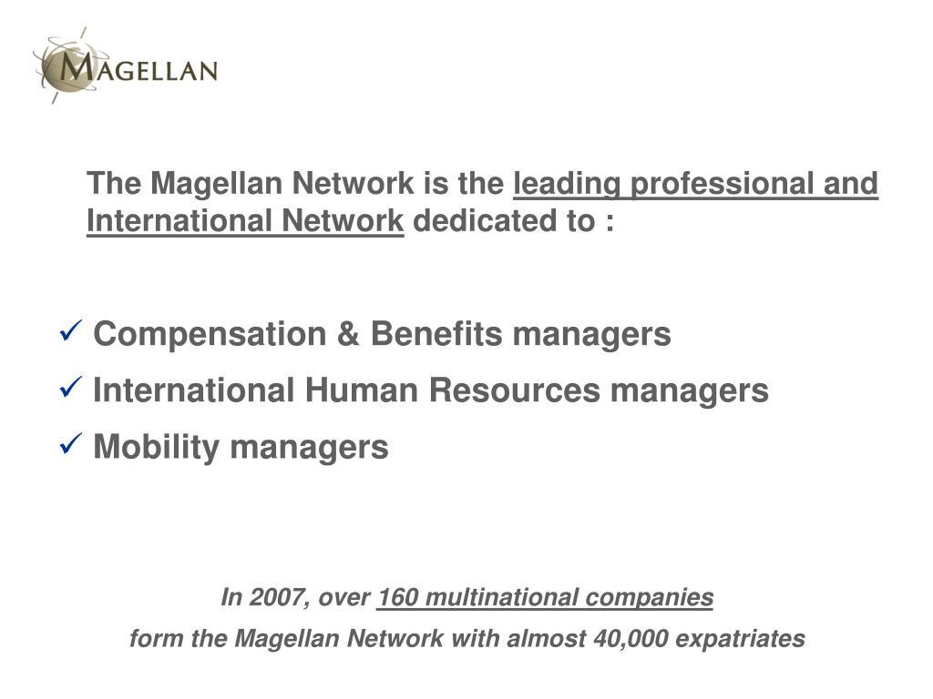 The Magellan