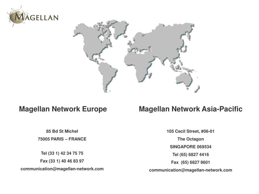 Magellan Network Europe