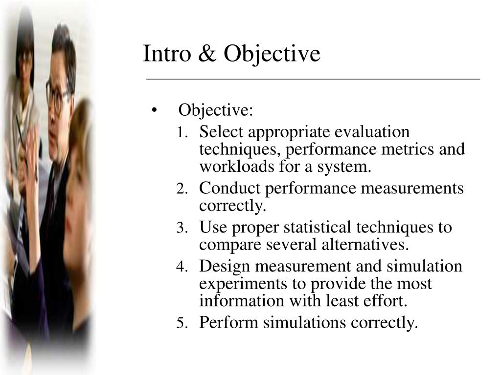 Intro & Objective