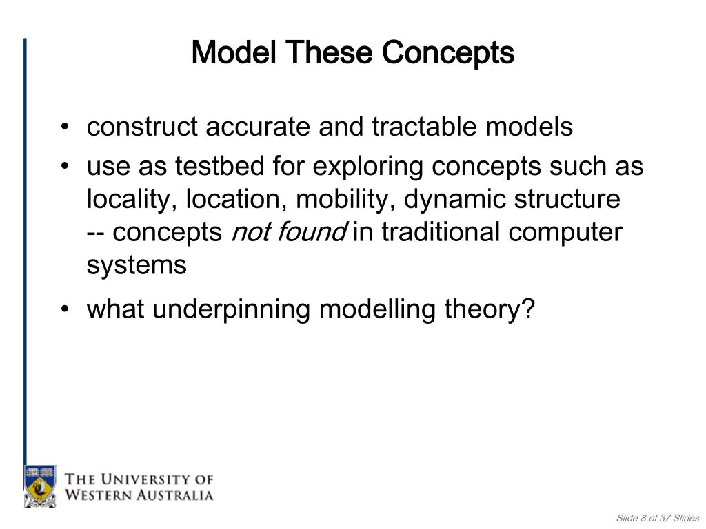 construct accurate and tractable models