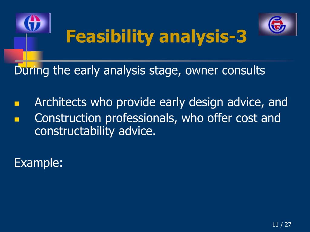 Feasibility analysis-3