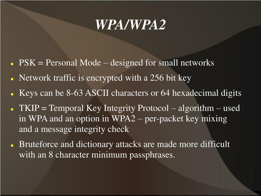 WPA/WPA2