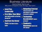 business literature good to great built to last why some companies make the leap other don t