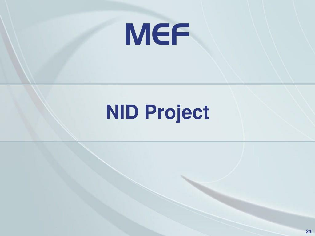 NID Project