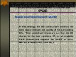 personal communication system pcs22