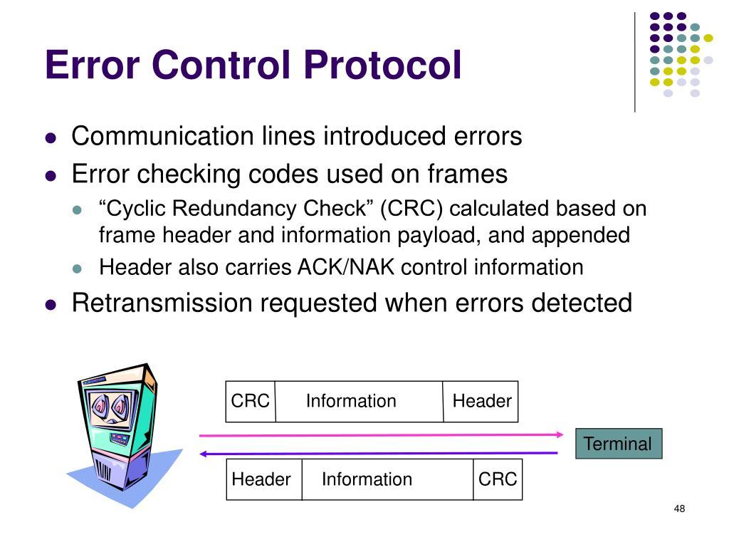 CRC       Information           Header
