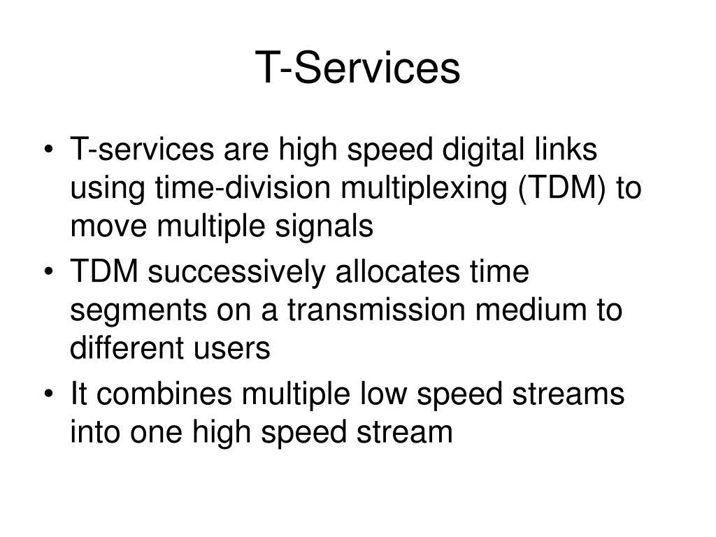 T-Services