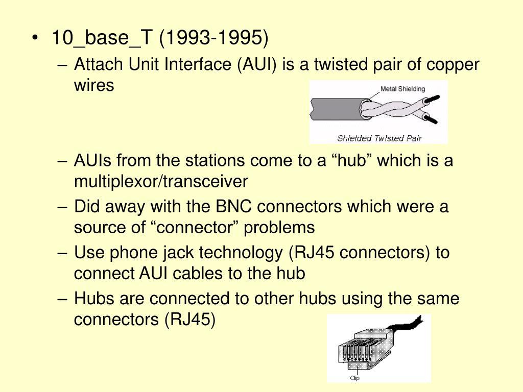 10_base_T (1993-1995)