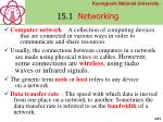 15 1 networking