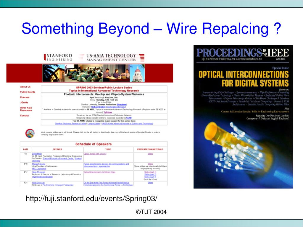 Something Beyond – Wire Repalcing ?