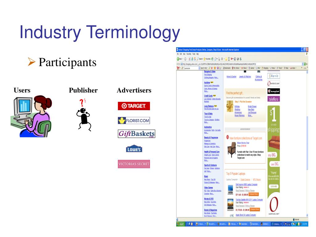 Industry Terminology