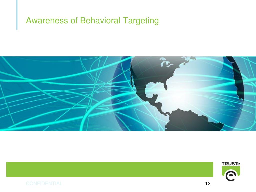 Awareness of Behavioral Targeting