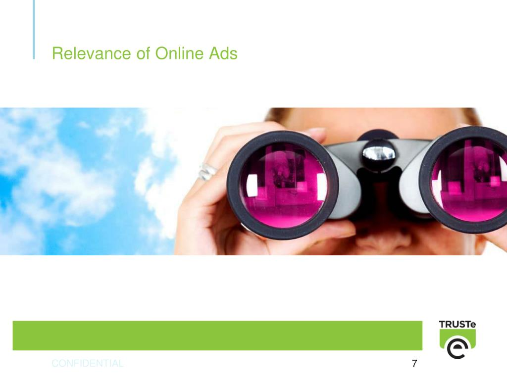 Relevance of Online Ads