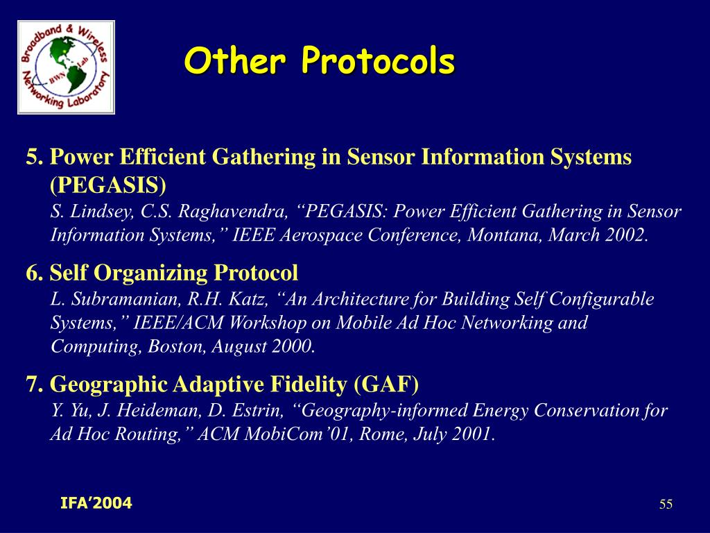 Other Protocols