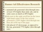 banner ad effectiveness research12