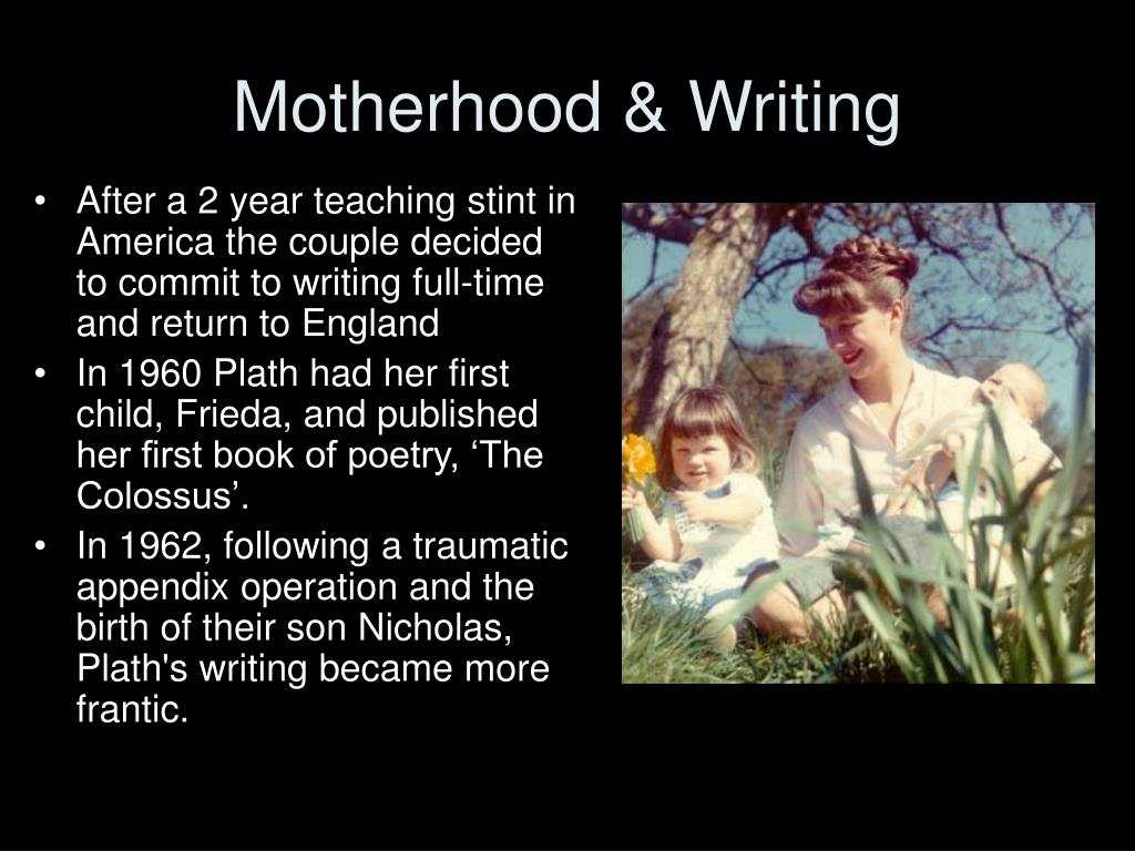 Motherhood & Writing