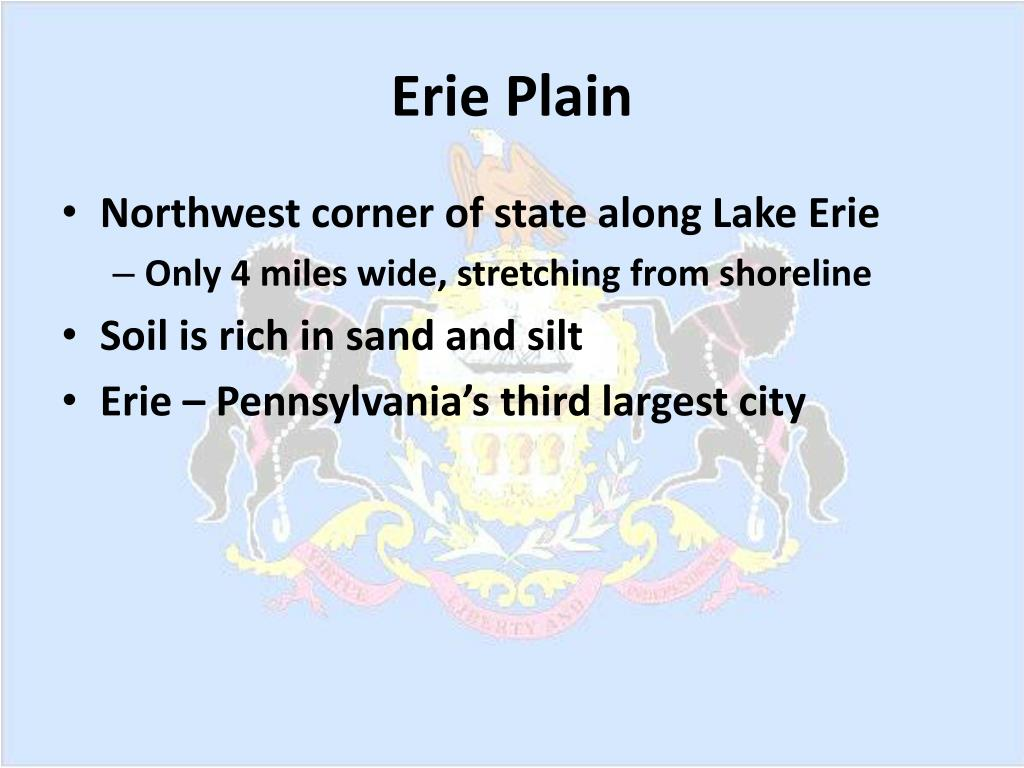Erie Plain