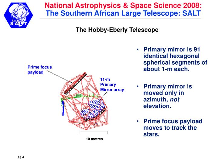 The hobby eberly telescope3