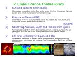 iv global science themes draft