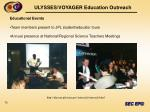 ulysses voyager education outreach10