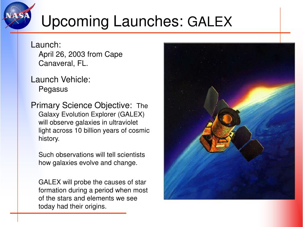 Upcoming Launches: