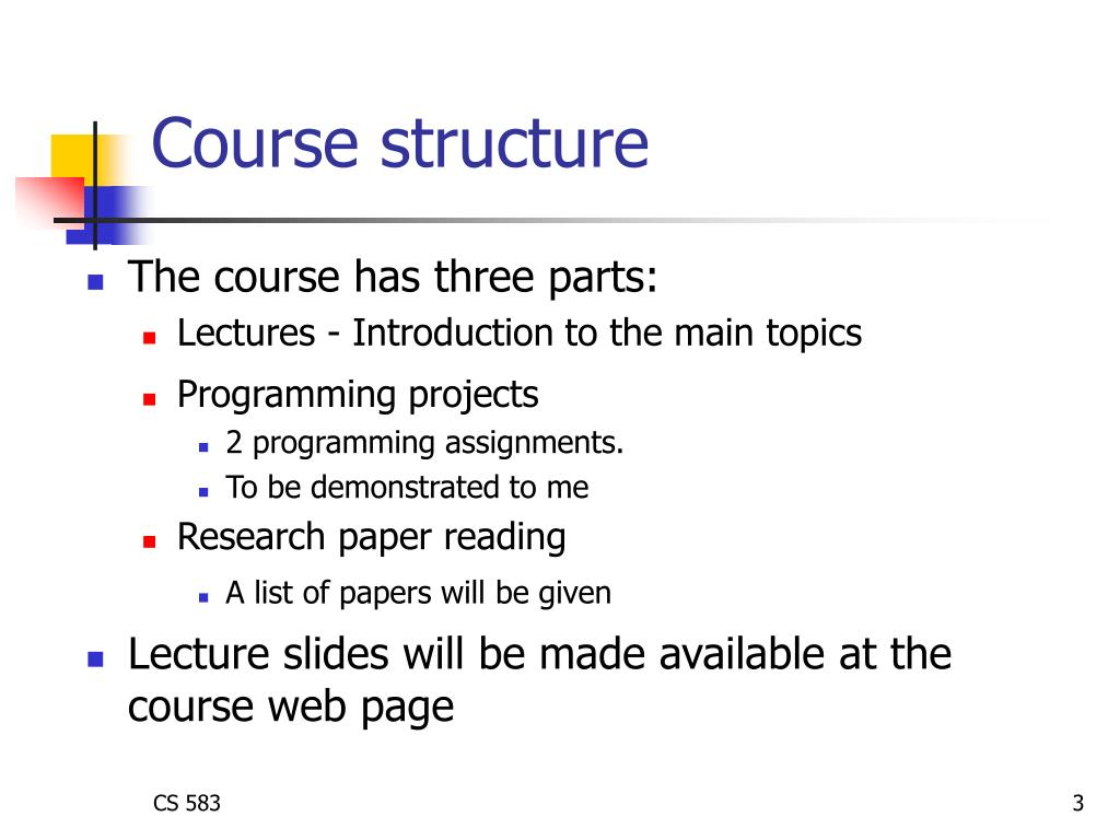 uic cs teaching assignments
