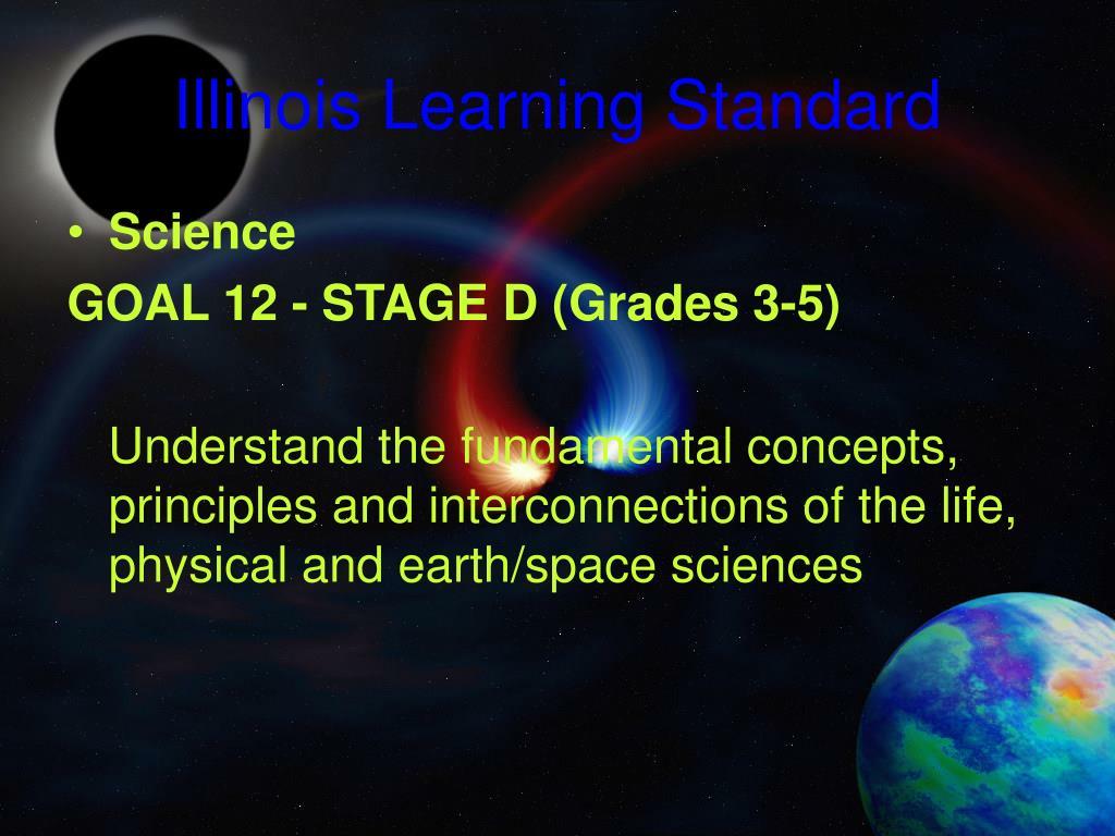 Illinois Learning Standard