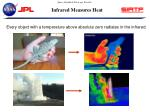 infrared measures heat