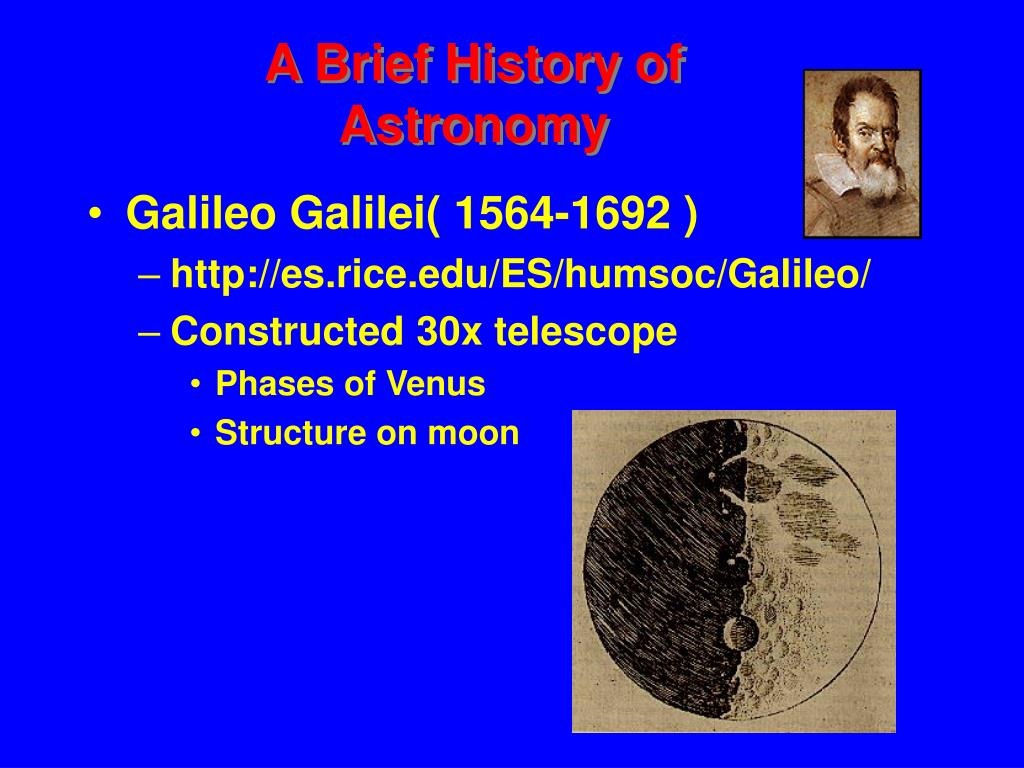 Galileo Galilei( 1564-1692 )
